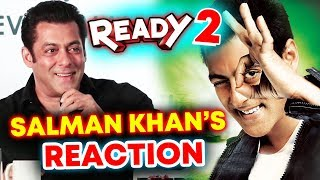 READY 2 On Cards, Salman Khan EXCITED For The Sequel | Dhinka Chika