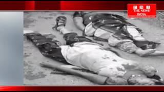 ANDHRA PRDESH के कडपा में भयानक सड़क हादसा तीन की मौत