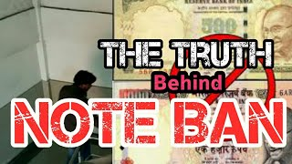 Demonitisation |the story of a year|Promo, Point to Point with TR