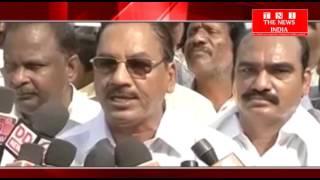 आंध्र प्रदेश में T.D.P के कार्यकर्ताओं ने राहुल गाँधी की जगह जगह विरोध किया