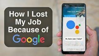 How I Lost My Job Because of Google - Baklol Bunny
