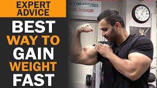 Best Way to GAIN Weight FAST! (Hindi / Punjabi)