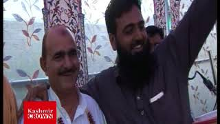 "Mandi Election""Contesting Candidate Fayaz Malik Addressing Mandi Voters (Rezwan Mir)"