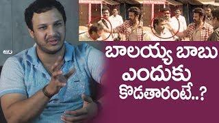 Ping Pong Surya about Hero Balakrishna Behaviour on Sets | Balayya | Ping Pong Surya Interview