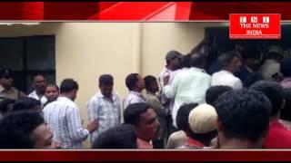 TELANGANA सिद्धिपेट जिले के कुकुनूर्पल्ली पुलिस स्टेशन के एस आई  रेड्डी ने मारी खुद को गोली