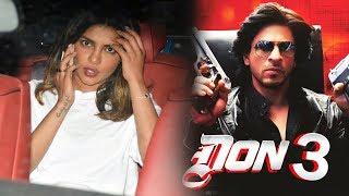 Priyanka Chopra Meets Farhan Akhtar For DON 3 Discussion? | Shahrukh Khan