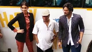 Diana Penty And Ali Fazal GRAND ENTRY At Happy Phirr Bhag Jayegi Trailer Launch