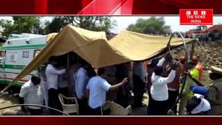 TELANGANA :45 घंटे बाद भी बोरेवेल में गिरी बच्ची का नहीं मिला कोई सुराग