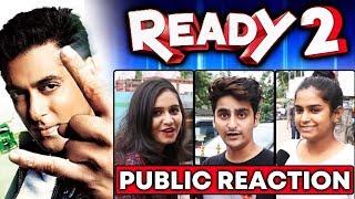 Salman Khan's READY 2 | PUBLIC REACTION | Dhinka Chika | Ready Sequel