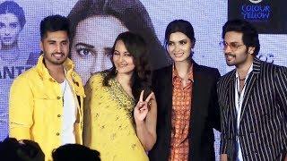 Happy Phirr Bhag Jayegi Trailer Launch | Sonakshi Sinha, Ali Fazal, Diana Penty