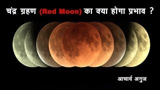 Astrological impact of (chandra grahan) lunar eclips.