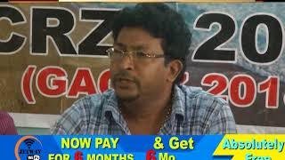 Goa Against CRZ oppose amendment to the CRZ rules