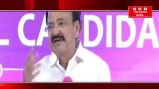 TELANGANA:NDA  के राष्टपति पद के उम्मीदवार रामनाथ कोविंद ने शुरू किया अभियान