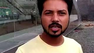 शालीमार बाग मेट्रो स्टेशन : बारिश से मेट्रो गेट और लिफ्ट के आसपास की जमीन धंसी