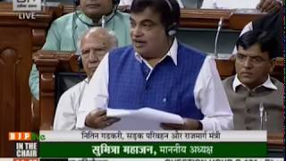 Shri Nitin Gadkari on what Bharatamala project seeks to achieve through investment in infrastructure
