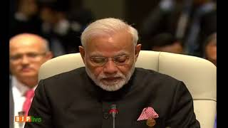 PM Shri Narendra Modi's speech at plenary session at BRICS Summit 2018 in Johannesburg, South Africa