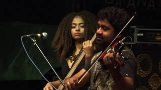 Sa Ma Ga Pa - Ekalavya-Garana Jazz Festival-Abhijith PS Nair-Mohini Dey-Sandeep Mohan