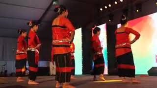 Chakma Cultural Dance in Arunacal
