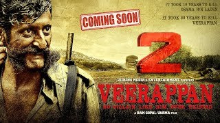 """Veerappan 2"" Official Trailer 