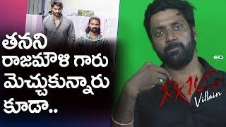 RX 100 Villain Karan Vijay about Artist Lakshman   RX 100 Villain Karan Interview   Top Telugu TV