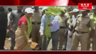 TELANGANA :मह्बुबाबाद के विधायक शंकर नाइक के खिलाफ कलेक्टर ने दर्ज करवाई शिकायत