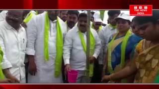 TELANGANA :मेड्चल जिले में हरित-हरम कार्यकर्म में कई नेता रहे मौजूद