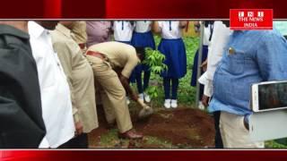 HYDERABAD :भारती विद्या निकेतन स्कूल में किया गया हरित-हारम कार्यकर्म