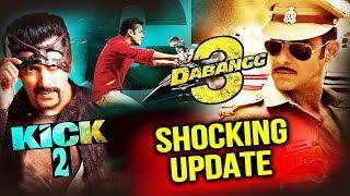 Are Salman Khan's Dabangg 3 And Kick 2 SHELVED?