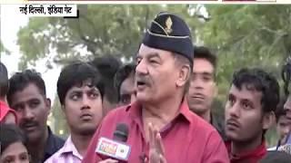 """हिंदुस्तान की आवाज़ """" जम के ठोको सेना को मत रोको """""""