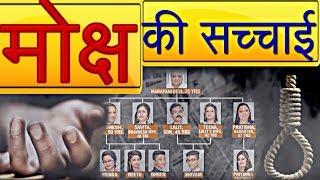 मोक्ष के नाम पर हिन्दू धर्म को फिर बदनाम करने की साज़िश | #BindasBol सुरेश चव्हाणके जी के साथ