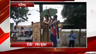 चंडीगढ़ - कारगिल विजय दिवस पर कार्यक्रम  - tv24