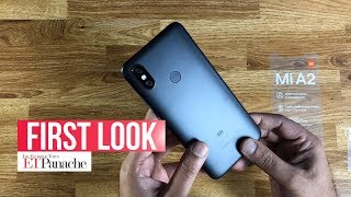Xiaomi Mi A2: India Unit Unboxing & First Impression | ETPanache