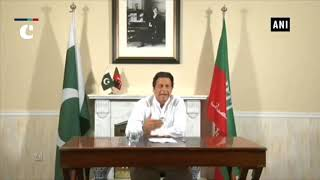 Imran Khan calls for dialogue with India to solve Kashmir issue