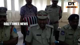 Bojjaguta Murder Solve   By Asif Nagar Police   2 Accused Arrested - DT News