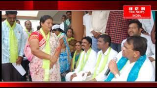 TELANGANA:निज़ामाबाद जिले के आरमुर मंडल के पेरकीट गांव के सरकारी अस्पताल का हुआ शुभारंभ