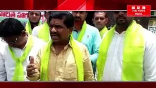 TELANGANA के निज़ामाबाद के बोधन में हरित हरम कार्यकर्म में दुवारका ग्रुप,नगर अध्यक्ष  और पार्षद शामिल