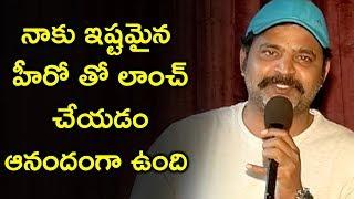 Actor Prabhakar Speech @ Brand Babu Movie Trailer Launch