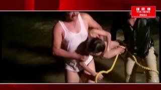 HYDERABAD के पठान चेरू की एक झील में डूब जाने से तीन बच्चो की मौत