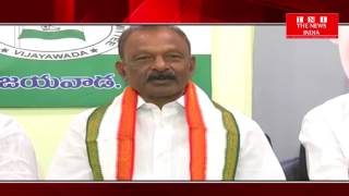 aandhrapradesh :कांग्रेस कमेटी के प्रभारी तुलसी रेड्डी आगामी नंदील उप-चुनाव उम्मीदवार करेगें घोषणा