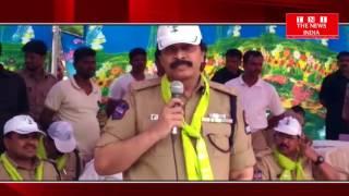 hyderabad : में हरित हरम के तहत गोशामहल स्टेडियम में किया गया पोधा रोपण