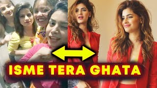 TERA GHATA Song VIRAL GIRL HOT Photoshoot | Karishma Sharma