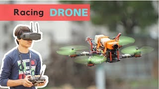 How to make a Racing Drone at Home in Hindi | Full Tutorial | Indian LifeHacker