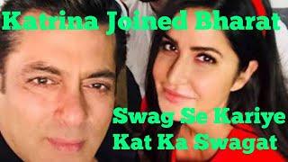 Katrina Kaif Joined Bharat Movie Confirms Ali Abbas Zafar