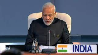 PM Shri Narendra Modi's speech at BRICS Africa Outreach : 27.07.2018