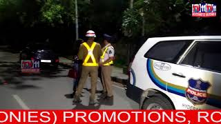 DRUNK & DRIVE OPERATION AT ROAD NO 45 , JUBILEE HILLS