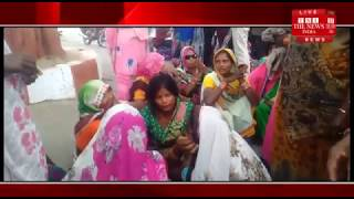 [UTTAR PRADESH]/Death of a worker in the grip of the death of the liner