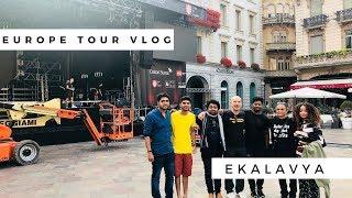 Ekalavya- Europe tour 2018 -Vlog-Abhijith P S Nair,Mohini dey,Sandeep Mohan,Joe Johnson,Arun Roop