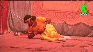 बिज्जूवाली रामलीला के दुसरे दिन देखें क्या हुआ  k haryana
