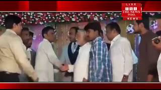 [HYDERABAD]/ A huge number of politicians and politicians on the occasion of marriage ceremony