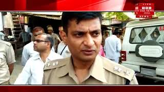 [Agra] SSP Amit Pathak visits Agra district with his team force/THE NEWS INDIA